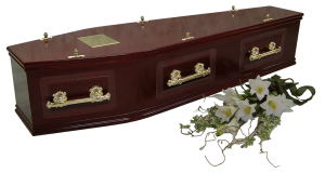 The Enville coffin