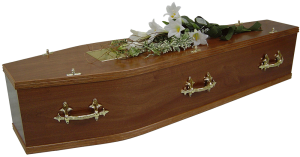 The Himley coffin
