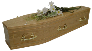 The Wenlock coffin