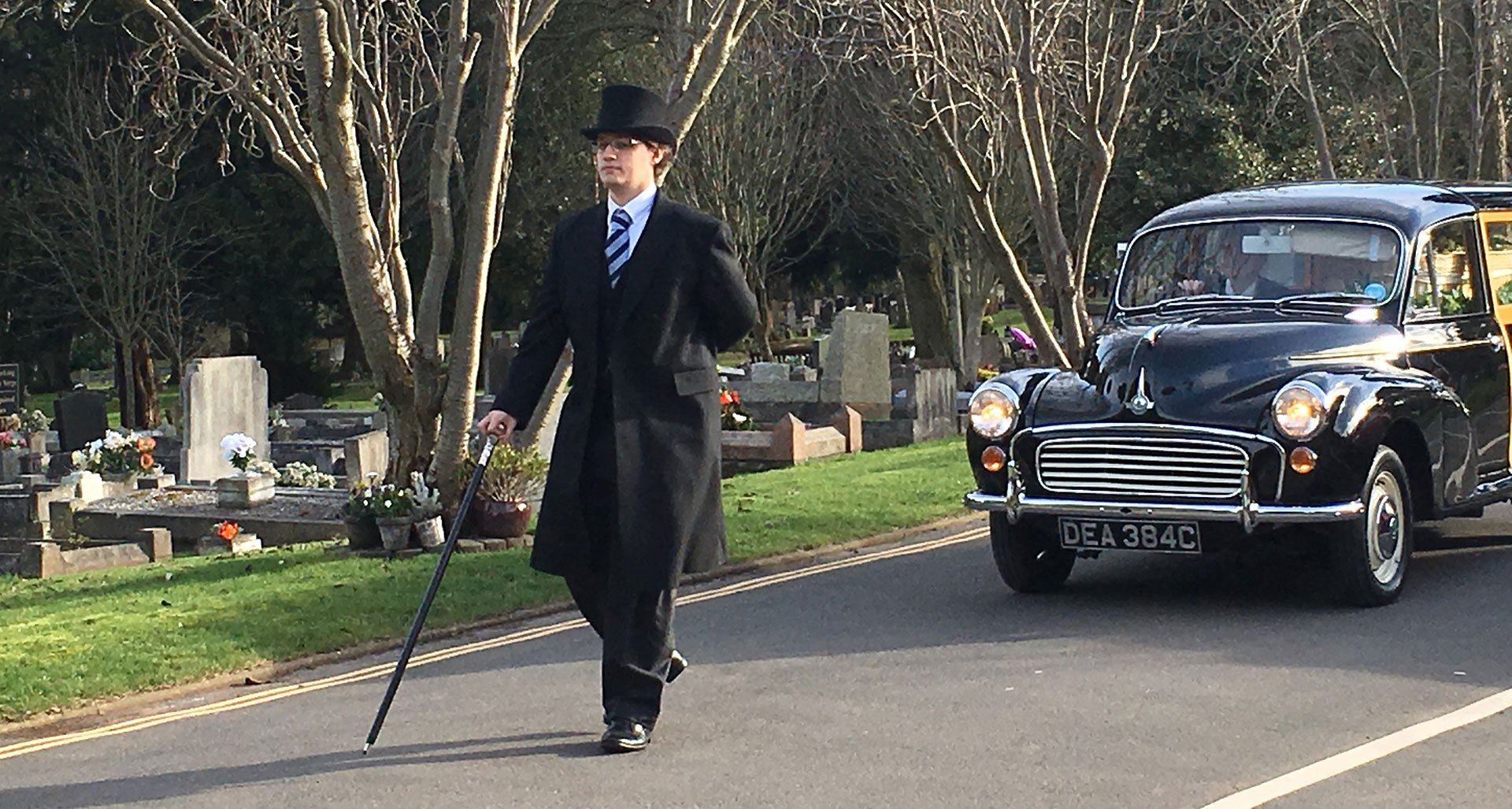 Mike Spohrer Funeral Director