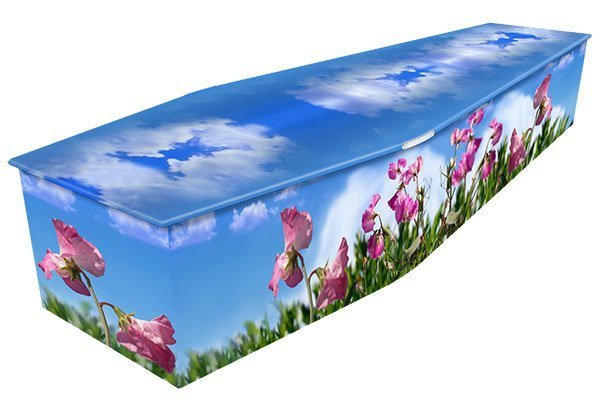 Colourful Coffin